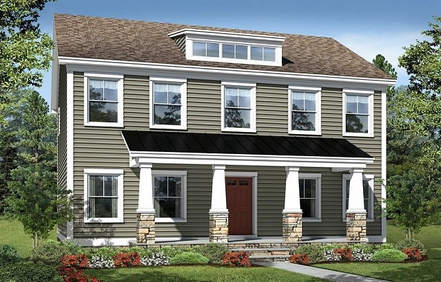 Atlantic Builders Jackson New Home Community In North