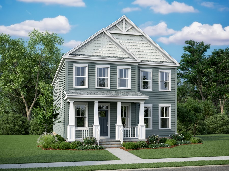 Atlantic Lexington New Home Community In North Stafford