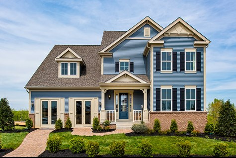 Stanley Martin Homes  Single Family Townhomes Luxury